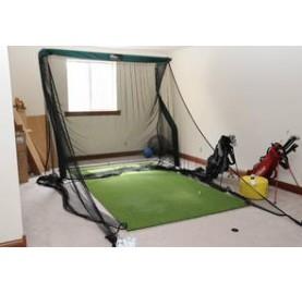 Indoor golf mats