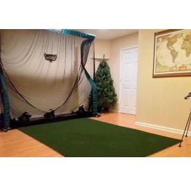 Putting green carpet