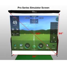 Kit de matériel pour simulateur de golf