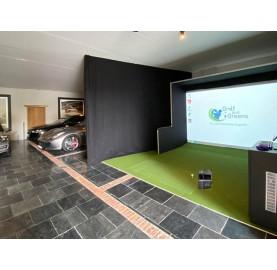 SkyTrak Home Simulator Box