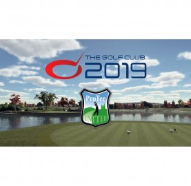 ES TOUR PLUS The Golf Club Game 2019 One Time Purchase