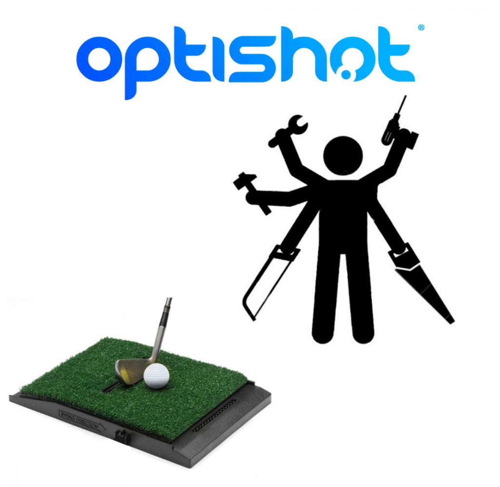 OptiShot2 installation