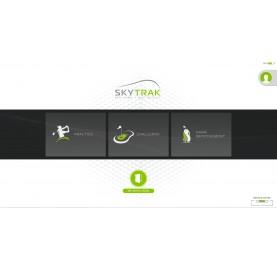 Virtual Golf SkyTrak Launch Monitor by SkyGolf