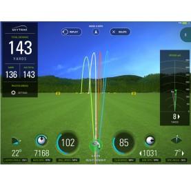 SkyTrak Golf Launch Monitor