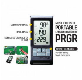 PRGR Launch Monitor