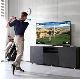 Simulateur de golf indoor Phigolf WGT Edition
