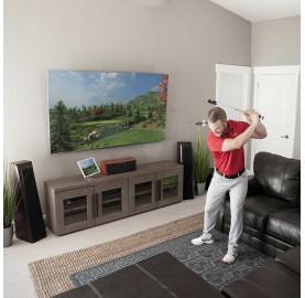 Indoor Golf TruGolf Home Swing Studio
