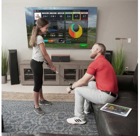 Golf indoor TruGolf Home Swing Studio
