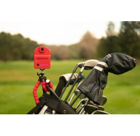 LiveView Pro to analyze your golf swing
