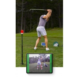 LiveView Pro camera for golf swing analysis