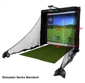 SkyTrak Net Return Simulator Series Golf Net