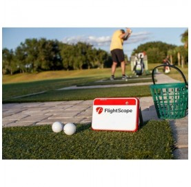 FlightScope Mevo+ home golf simulator