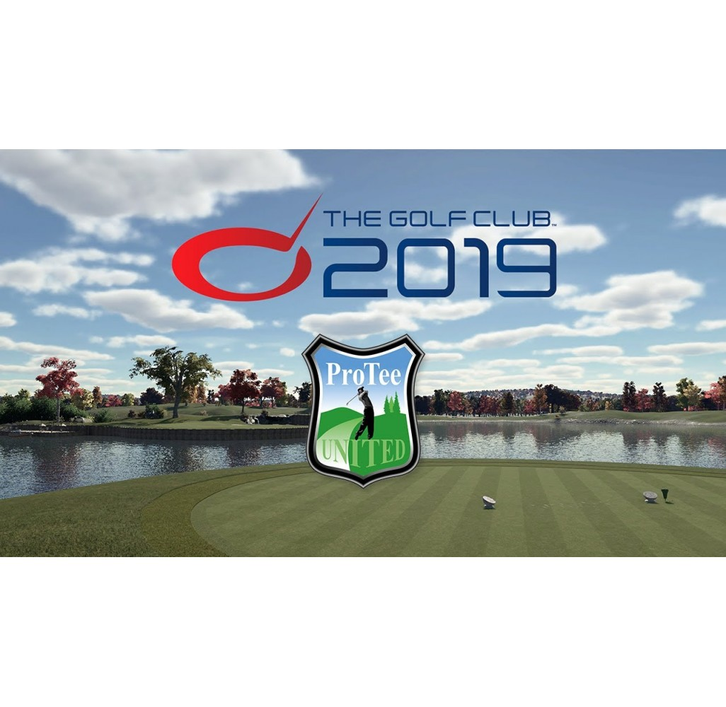 SKYTRAK The Golf Club Game 2019 One Time Purchase