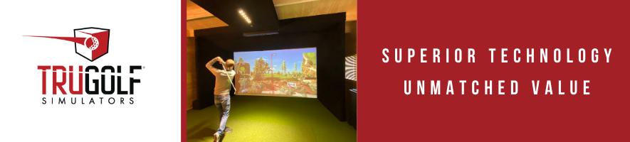 TruGolf Simulator   Golf and Greens   Official TruGolf Distributor