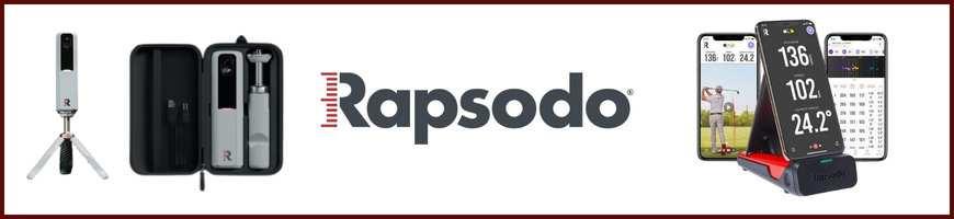 Simulateur de golf Rapsodo - Découvrez les simulateurs de golf de la marque Rapsodo