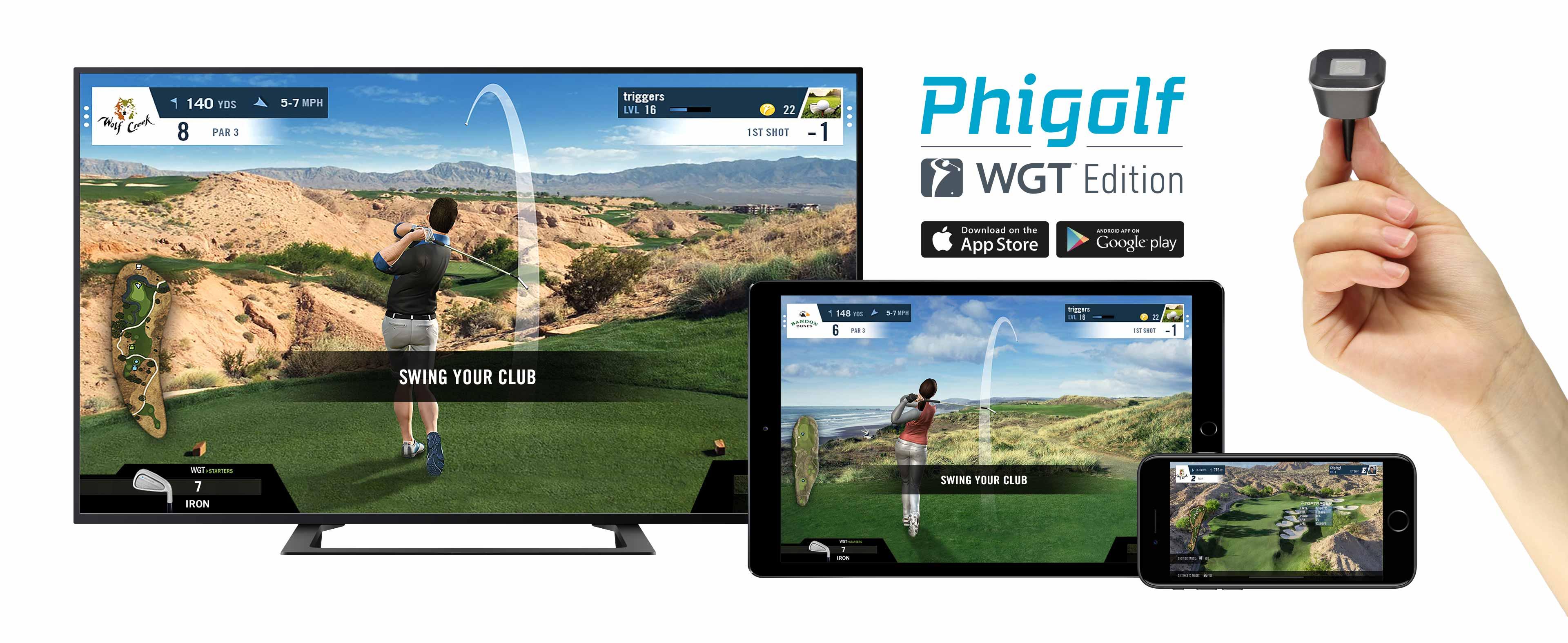 WGT pour smartphones et tablettes