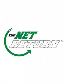 04 Net Return : filet pour simulateur de golf